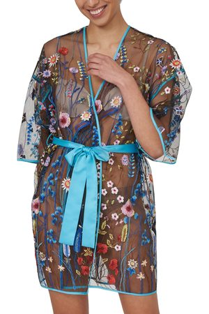 Rya Collection Women's Oasis Sheer Short Robe