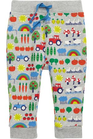 Boden Infant Boy's Farm Print Pants