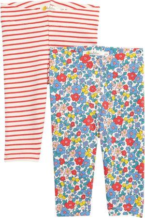 Boden Infant Girl's 2-Pack Print Leggings