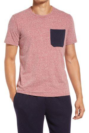 ATM Anthony Thomas Melillo Men's Melange Jersey Pocket T-Shirt