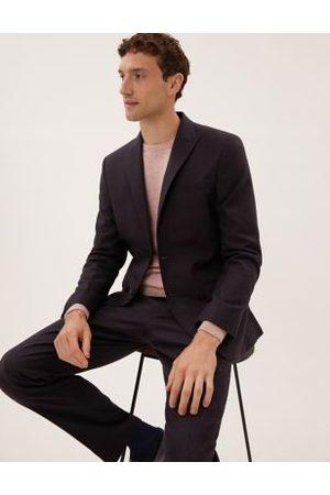 Marks & Spencer Men Blazers - Tailored Fit Italian Wool Jacket
