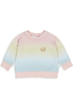Huxbaby Girls' Rainbow Sweatshirt - Baby