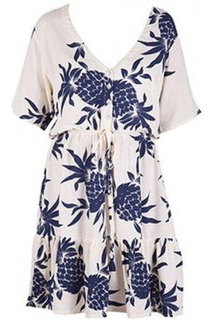 OUTLET Beachgold Henry Pineapple Mini Dress
