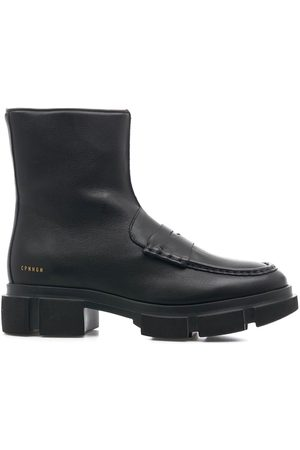 Copenhagen Shoes Boots in leather