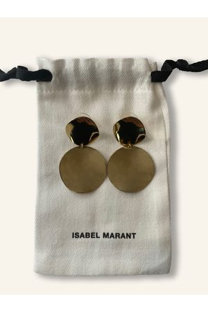 Isabel Marant Disk Earrings