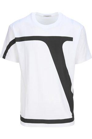 VALENTINO Vlogo signature cotton T-shirt
