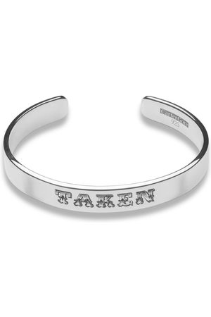 CarterGore Women Bracelets - Taken Bangle (Medium? in Sterling )
