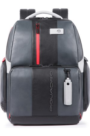 Piquadro Men Luggage - Leather Backpack