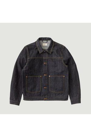 Nudie Jeans Men Denim Jackets - Dante jacket Denim Jeans