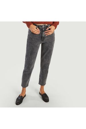MUD Jeans Mams Stretch Tapered Jeans Heavy Stone