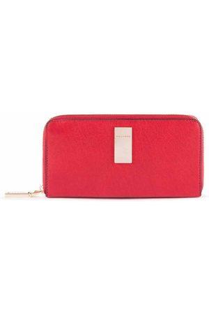 Piquadro Zip Around Wallet With Four Bellows