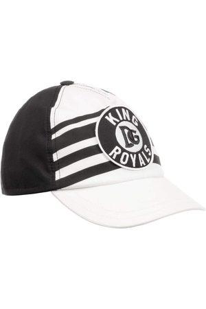 Dolce & Gabbana Kids Baseball Cap