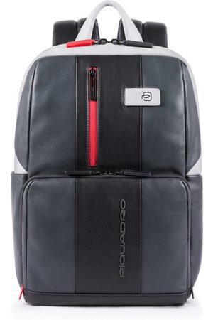 Piquadro Leather Backpack