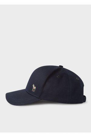 Paul Smith Zebra Baseball Cap OS, Colour: