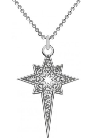 CarterGore Large North Star Pendant Necklace