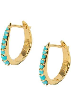 Jewel Tree London Women Earrings - Pure Huggies