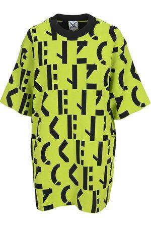 Kenzo Sport oversize monogram T-shirt dress