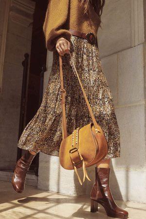 Ba & sh Women Printed Skirts - Gellio Skirt