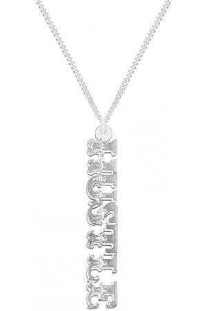 CarterGore Women Necklaces - Jewellery Cgo. hustle Sil. hustle