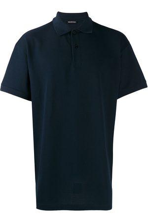 Balenciaga Est. 1917 Logo Polo Shirt Polo & T-shirts Man