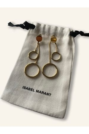 Isabel Marant Earrings with Circular Drops