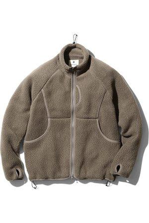 Snow Peak Thermal Boa Fleece Jacket- Khaki
