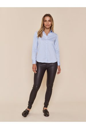 Mos Mosh Women Leather Pants - Lucille Stretch Leather Legging