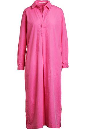 Rabens Saloner Women Beach Dresses - Meli Poplin long kaftan