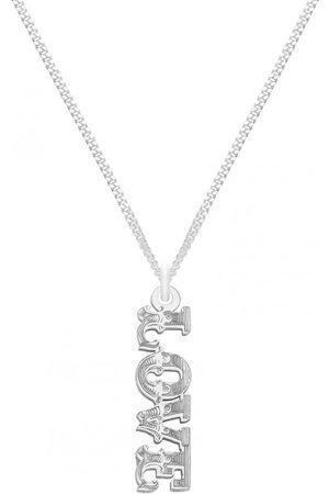 CarterGore Women Necklaces - LOVE Word Pendant