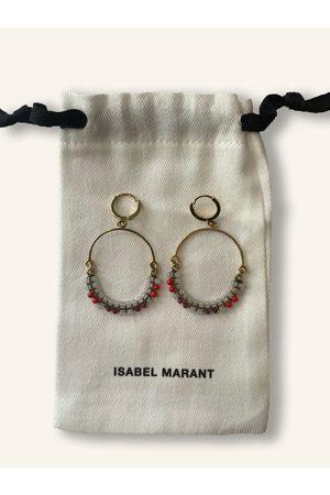 Isabel Marant Women Earrings - Hoop Earrings with Beaded Detail