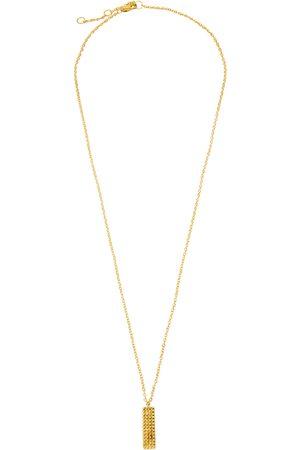 Jewel Tree London Women Necklaces - Pure Pyramid Pendant