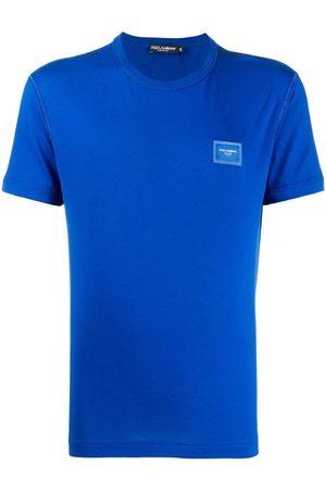 Dolce & Gabbana Plaque T-Shirt