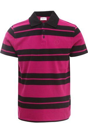 Saint Laurent Paris Cotton polo shirt