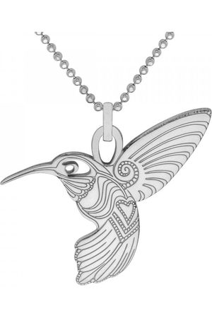 Cartergore Medium Hummingbird Pendant Necklace