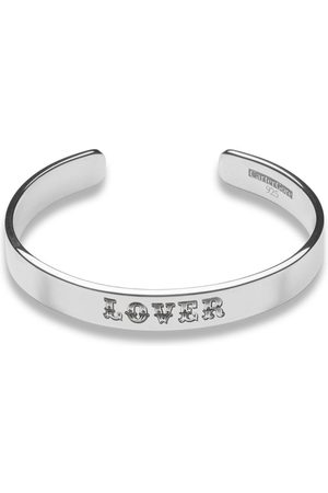 Cartergore Lover Bangles (thick) in Sterling