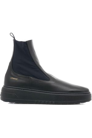 Copenhagen Boots with platform sole