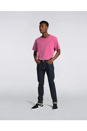 Edwin Men Slim - Slim Tapered Kaihara, Stretch Denim, Green X White Selvage Rinsed Jeans