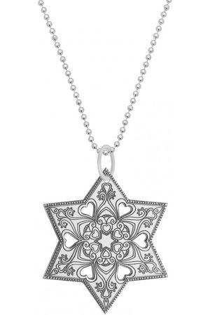 Cartergore Women Necklaces - Medium Mandala Star Pendant Necklace