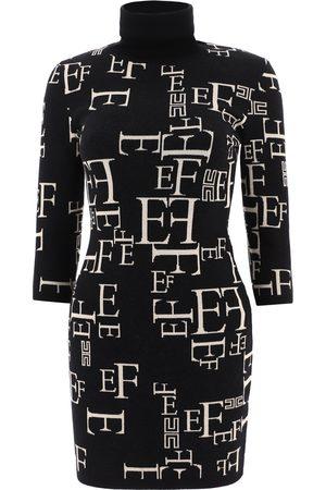 Elisabetta Franchi Women Dresses - WOMEN'S AM63Q16E2685 OTHER MATERIALS DRESS