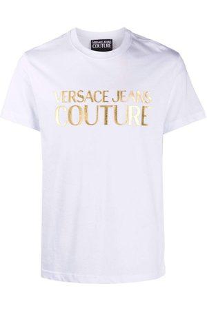 Versace Men T-shirts - Logo Print T-Shirt
