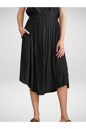 Layerd Women Skirts - Layer'd Gryn Skirt Coal