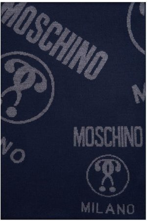 Moschino WOMEN'S 50055M514512013 OTHER MATERIALS SCARF