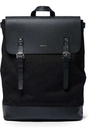 Sandqvist Hege Backpack - With Leather