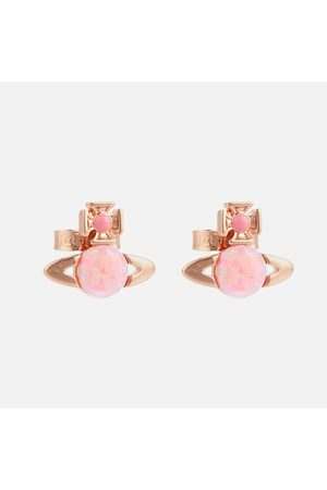 Vivienne Westwood Women's Isabelitta Bas Relief Earrings
