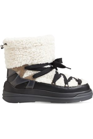 Moncler 30mm Insolux M Padded Nylon Snow Boots