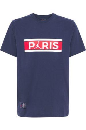 Nike Men T-shirts - Jordan Psg Wordmark T-shirt