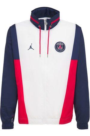 Nike Men Jackets - Jordan Psg Nylon Jacket