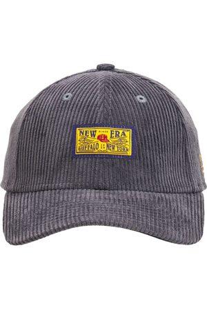 New Era Men Caps - Corduroy Patch 9forty Cap