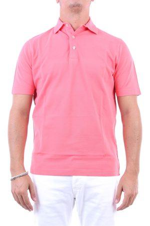 FILIPPO DE LAURENTIIS Short sleeves Men Fluo