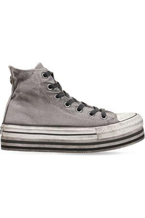 Converse Women Platform Sneakers - Ct All Star Platform Hi Sneakers